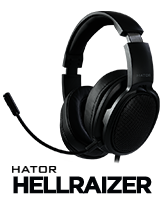 Hellraizer gaming headset