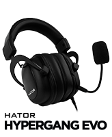 Hypergang EVO gaming headset