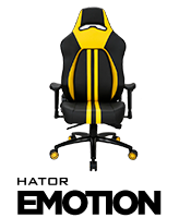 Hator Emotion game chair