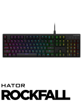 Hator Rockfall gaming keyboard