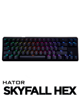 Hator Skyfall Hex gaming keyboard