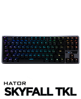 Hator Skyfall TKL gaming keyboard