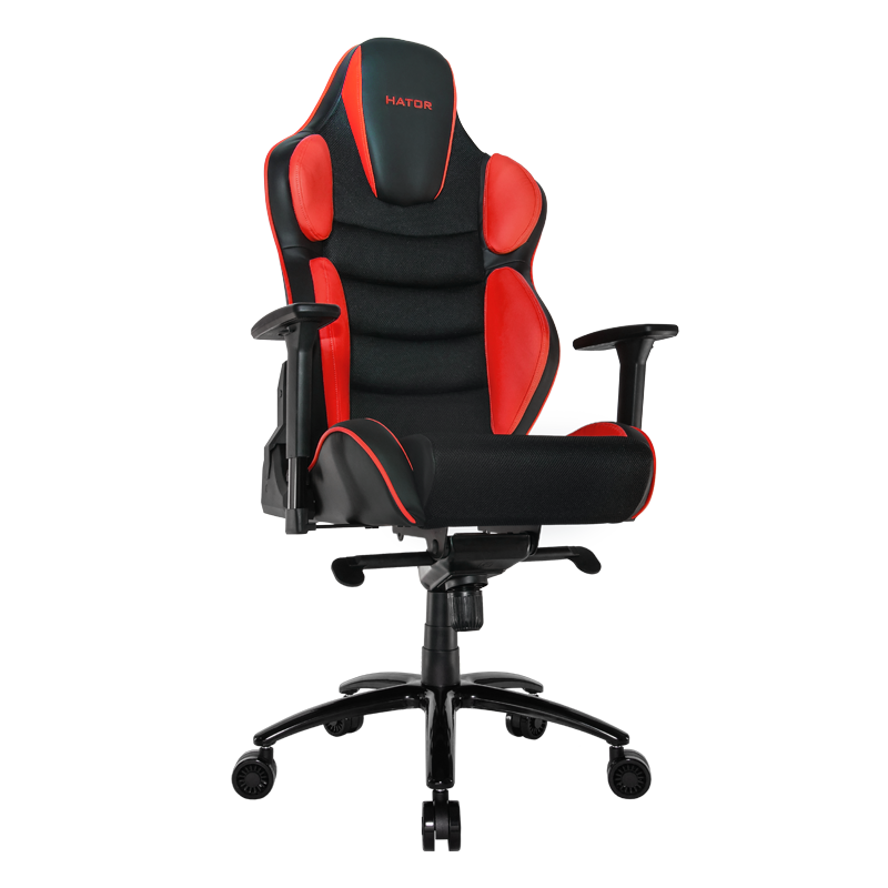 Hator Hypersport V2 Black/Red image 1