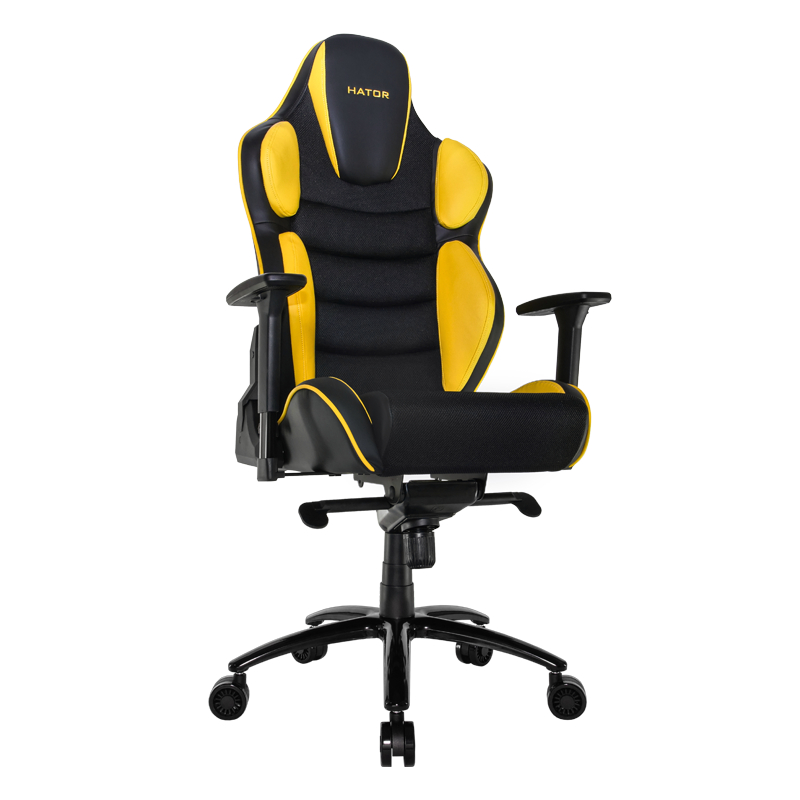 Hator Hypersport V2 Black/Yellow image 1