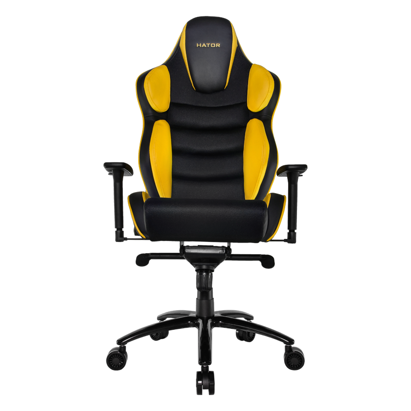Hator Hypersport V2 Black/Yellow image 2