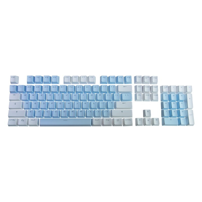 Hator Set of PBT keycaps Frost Edition image 1