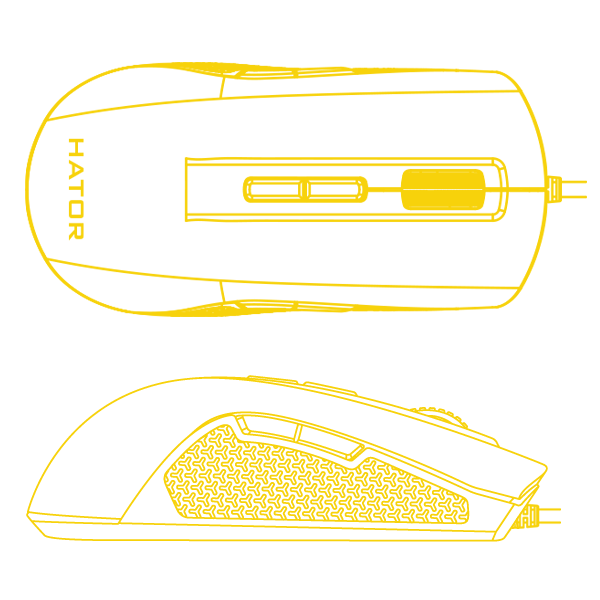 Hator mouse